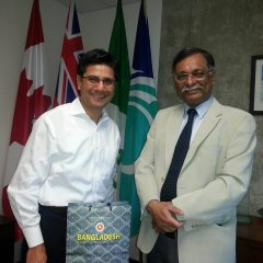 H.E the High Commissioner held meeting with Hon. Yasir Naqvi MPP Attorney General of Ontario.jpg